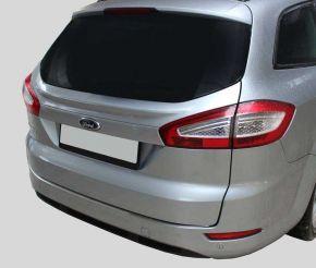 Edelstahl-Ladekantenschutz für Ford Mondeo Combi IV