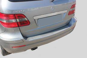 Edelstahl-Ladekantenschutz für Mercedes B Klasse W245
