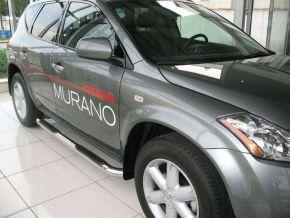 Seitlicher Edelstahlrahmen für Nissan Murano