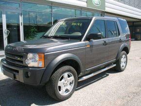 Seitlicher Edelstahlrahmen für Land Rover Discovery 3/4