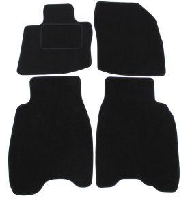 Textil Fußmatten für Honda Civic 3D/5D, 2007-2012