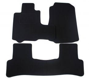Textil Fußmatten für Honda CR-V, 2006-2012