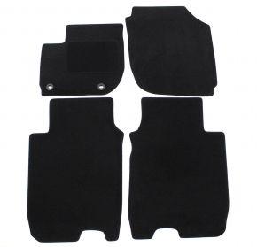 Textil Fußmatten für Honda HR-V, 2015-2021