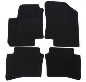 Textil Fußmatten für Hyundai ix20, 2008-2012