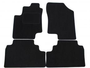 Textil Fußmatten für Hyundai ix20, 2009-2018