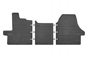 Gummi Fußmatten für PEUGEOT BOXER 3-teilige 2014-