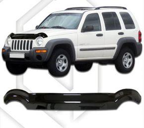 Edelstahl Grill Leisten für JEEP Jeep Cherokee 2001-2008