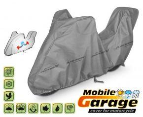 Motorrad-Abdeckplane MOBILE GARAGE 215-240 cm + Kofferraum