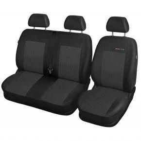 Autositzbezüge für RENAULT MASTER II-III, 2+1