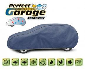 Weiche Membranschutzplane für das ganze Auto PERFECT GARAGE hatchback/kombi Honda Civic od 2015 430-455 cm