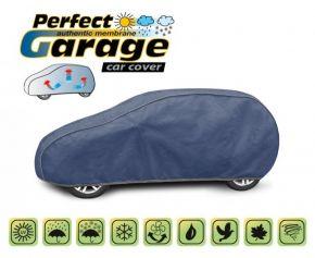 Weiche Membranschutzplane für das ganze Auto PERFECT GARAGE hatchback