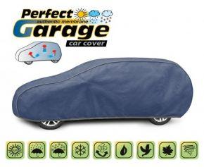 Weiche Membranschutzplane für das ganze Auto PERFECT GARAGE hatchback/kombi