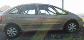 Kunststoff Anhänger Kotflügel für CITROEN XSARA PICASSO 1997-