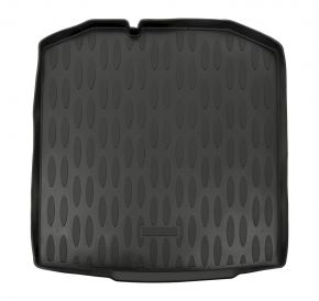 Gummi-Kofferraumwanne für SKODA FABIA II KOMBI 2007-2014