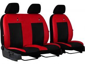 Autopoťahy na mieru Koža ROAD IVECO DAILY VI 2+1 (2014-2020)