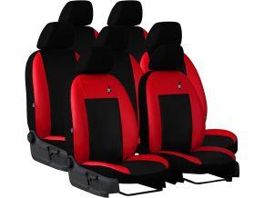 Autopoťahy na mieru Koža ROAD MERCEDES SPRINTER III 2+1+4, 7m. (2006-2018)
