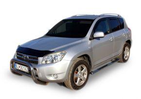 Seitlicher Edelstahlrahmen für Toyota Rav4 2006-2012