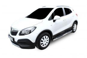 Seitlicher Edelstahlrahmen für Chevrolet Trax 2012-up