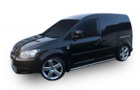 Seitlicher Edelstahlrahmen für Volkswagen Caddy 2003-2015, 60,3 mm