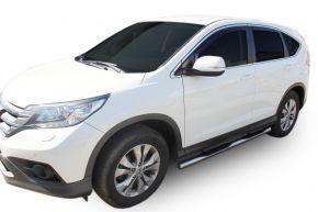 Seitlicher Edelstahlrahmen für Honda CR-V 2012-2017
