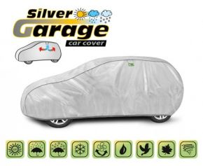Sonnen- und Regenplane SILVER GARAGE hatchback/kombi