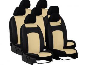 Autopoťahy na mieru Koža STANDARD MERCEDES SPRINTER III 2+1+4, 7m. (2006-2018)