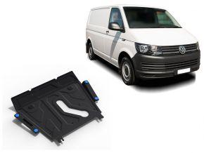 Stahlmotorabdeckung und Getriebeschutz für Volkswagen  T6 passt für alle Motoren 2015-