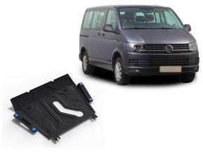 Stahlmotorabdeckung und Getriebeschutz für Volkswagen  T5 (Caravelle; Multivan; Transporter) passt für alle Motoren 2003-2010, 2010-2015, 2015-