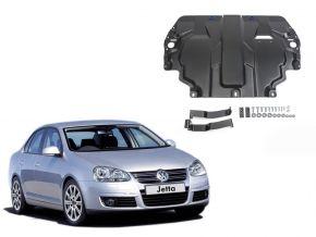 Stahlmotorabdeckung und Getriebeschutz für Volkswagen  Jetta passt für alle Motoren 2009-2017