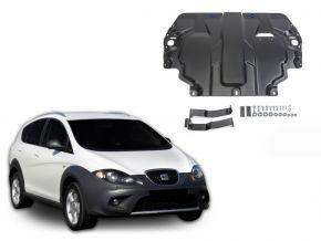 Stahlmotorabdeckung und Getriebeschutz für Seat Altea Freetrack 2,0 TSI 2004-2015