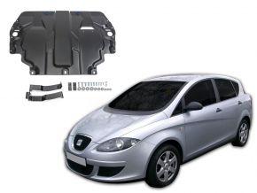 Stahlmotorabdeckung und Getriebeschutz für Seat Toledo III 1,6; 2,0TDI 2004-2009