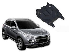 Stahlmotorabdeckung und Getriebeschutz für Peugeot  4008 passt für alle Motoren 2012