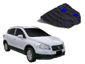 Stahlmotorabdeckung und Getriebeschutz für Suzuki S-Cross 1,6 2013