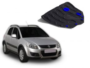 Stahlmotorabdeckung und Getriebeschutz für Suzuki SX4 1,6 2013-2016