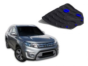 Stahlmotorabdeckung und Getriebeschutz für Suzuki Vitara (LY) 1,6; 1,4T 2015