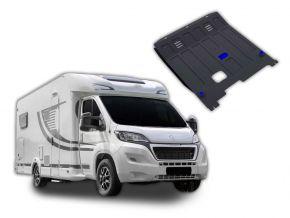 Stahlmotorabdeckung und Getriebeschutz für Peugeot  Boxer Caravan passt für alle Motoren 2014