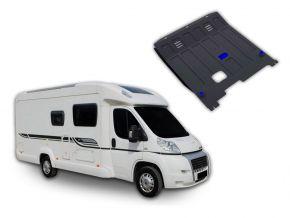Stahlmotorabdeckung und Getriebeschutz für Citroen Jumper Caravan passt für alle Motoren 2006-2014