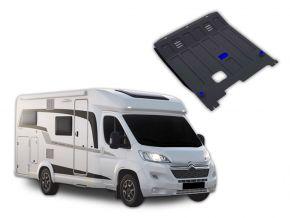 Stahlmotorabdeckung und Getriebeschutz für Citroen Jumper Caravan passt für alle Motoren 2014