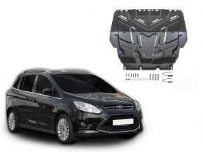 Stahlmotorabdeckung und Getriebeschutz für Ford  Grand С-Max passt für alle Motoren 2010