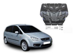 Stahlmotorabdeckung und Getriebeschutz für Ford  С-Max passt für alle Motoren 2003-2010