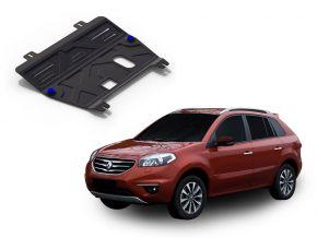 Stahlmotorabdeckung und Getriebeschutz für Renault Koleos 2,0; 2,5 2007-2013