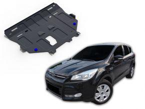 Stahlmotorabdeckung und Getriebeschutz für Ford Kuga 1,5 Ecoboost; 1,6; 2,5 2013-2016