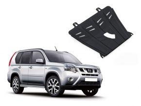 Stahlmotorabdeckung und Getriebeschutz für Nissan X-Trail T32 2,0; 2,5 2013-2015