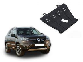 Stahlmotorabdeckung und Getriebeschutz für Renault Koleos 2,0; 2,5 2014-2017