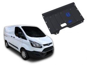 Stahlmotorabdeckung und Getriebeschutz für Ford Transit Custom 2,2  2013