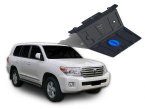 Stahlmotorabdeckung für Toyota Land Cruiser 150 / Prado 2,7; 4,0, 2017-