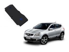 Stahlabdeckung des Differenzials Nissan Qashqai 4WD 1,6; 4WD 2,0 (nur für die angegebene Motorisierung!), 2006-2014