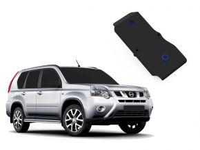 Stahlabdeckung des Differenzials Nissan X-Trail 4WD 2,0; 4WD 2,5 (nur für die angegebene Motorisierung!), 2007-2013