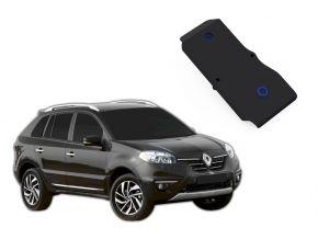 Stahlabdeckung des Differenzials Renault Koleos 2,0; 2,5, 2007-2017