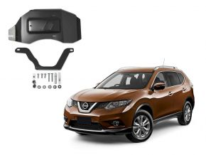 Stahlabdeckung des Differenzials Nissan X-Trail 4WD 2,0; 4WD 2,5 (nur für die angegebene Motorisierung!), 2015-
